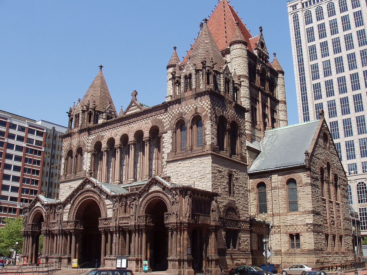 Greater Boston Area Alumni/ae Chapter Gathering & Brunch @ Trinity Church in the City of Boston  | Boston | Massachusetts | United States