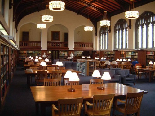Burke Library Union Theological Seminary