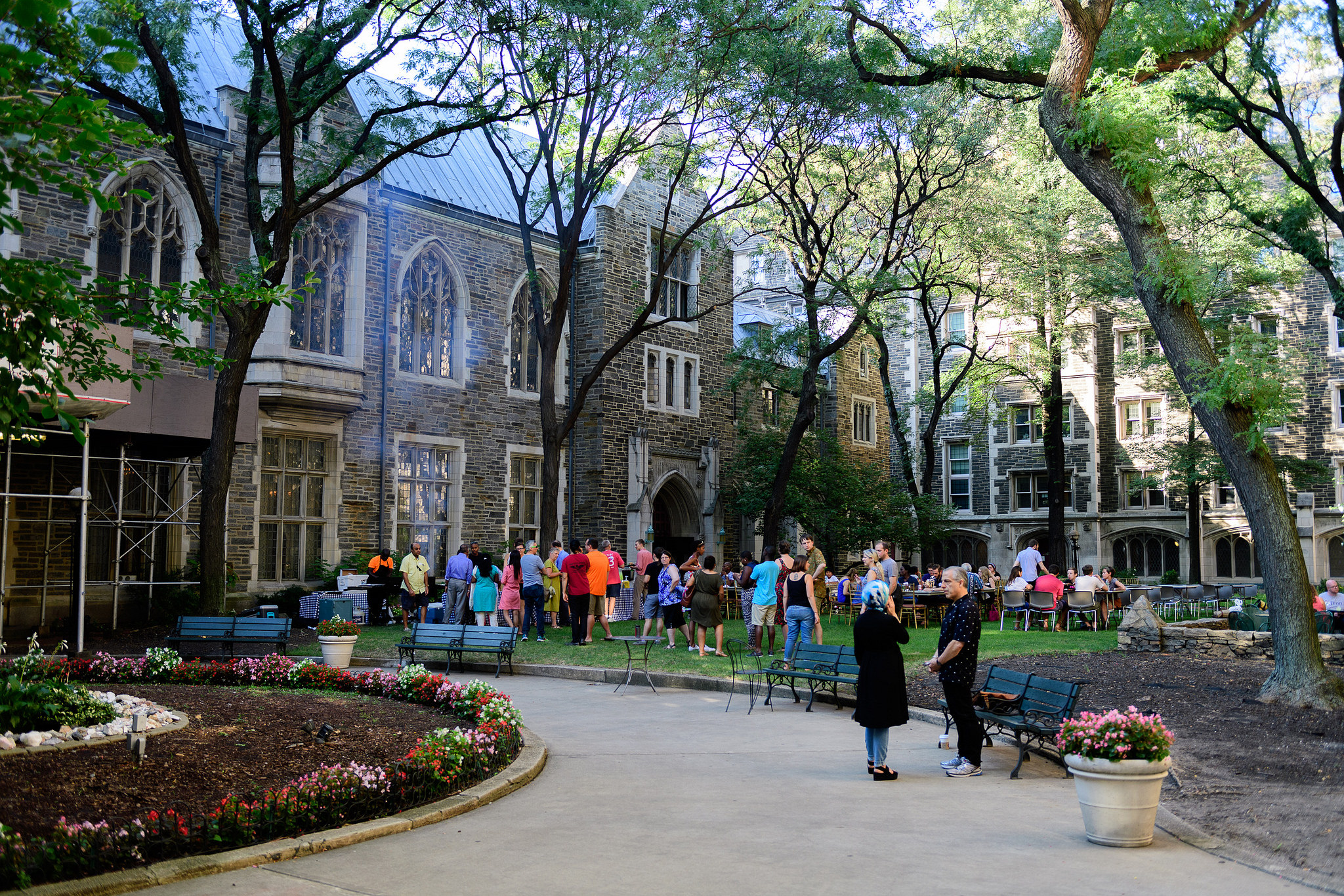 International Student Move-in