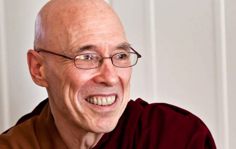 Emptiness and Social Action with Bhikkhu Bodhi @ Union Theological Seminary | New York | New York | United States