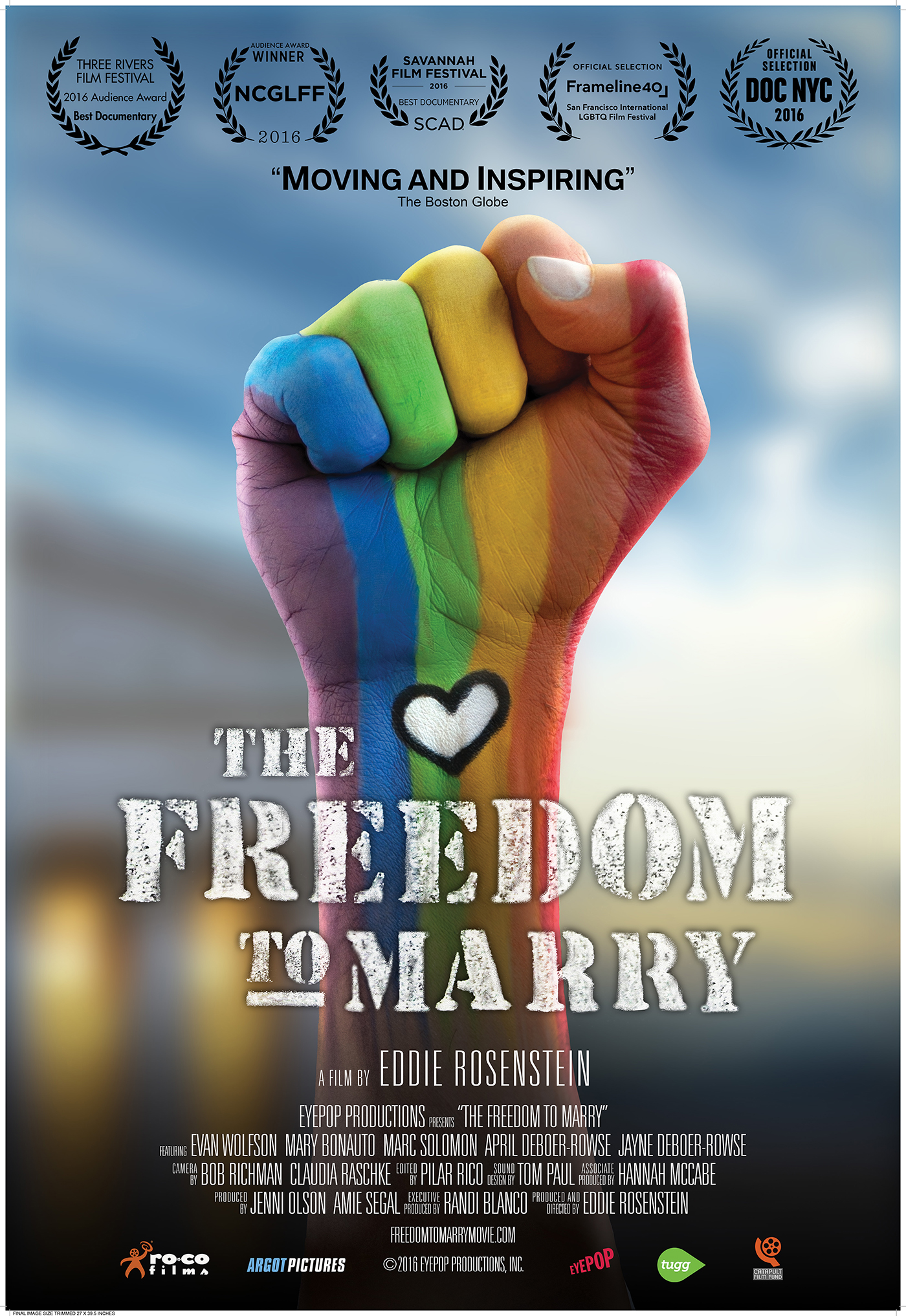 Screening: Freedom to Marry @ Riverside Church | New York | New York | United States