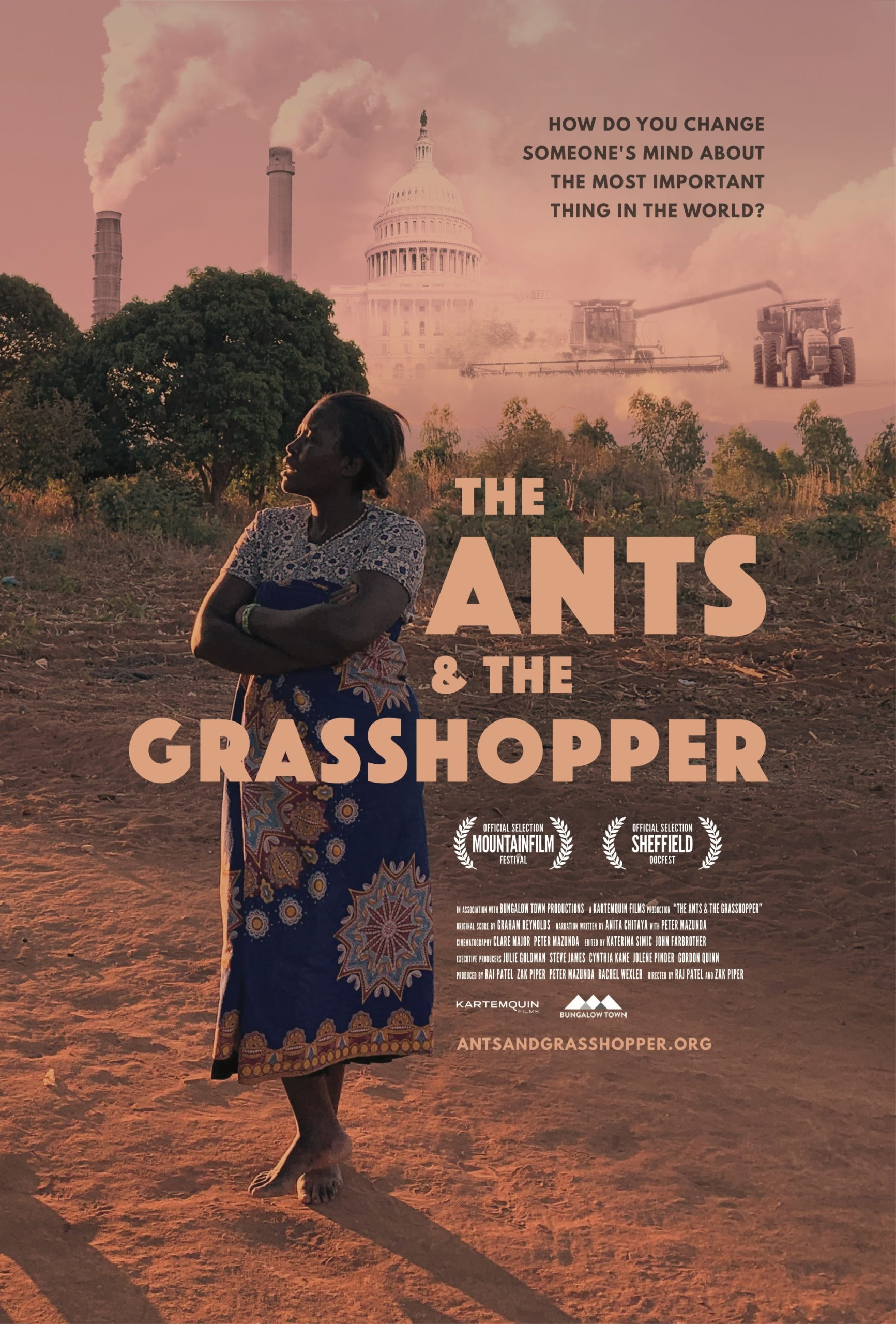 The Ants and the Grasshopper Screening and Discussion @ Virtual