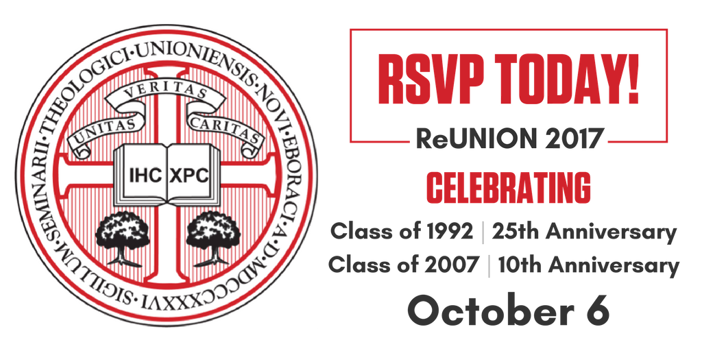 25th & 10th Anniversary ReUnion @ Union Theological Seminary | New York | New York | United States