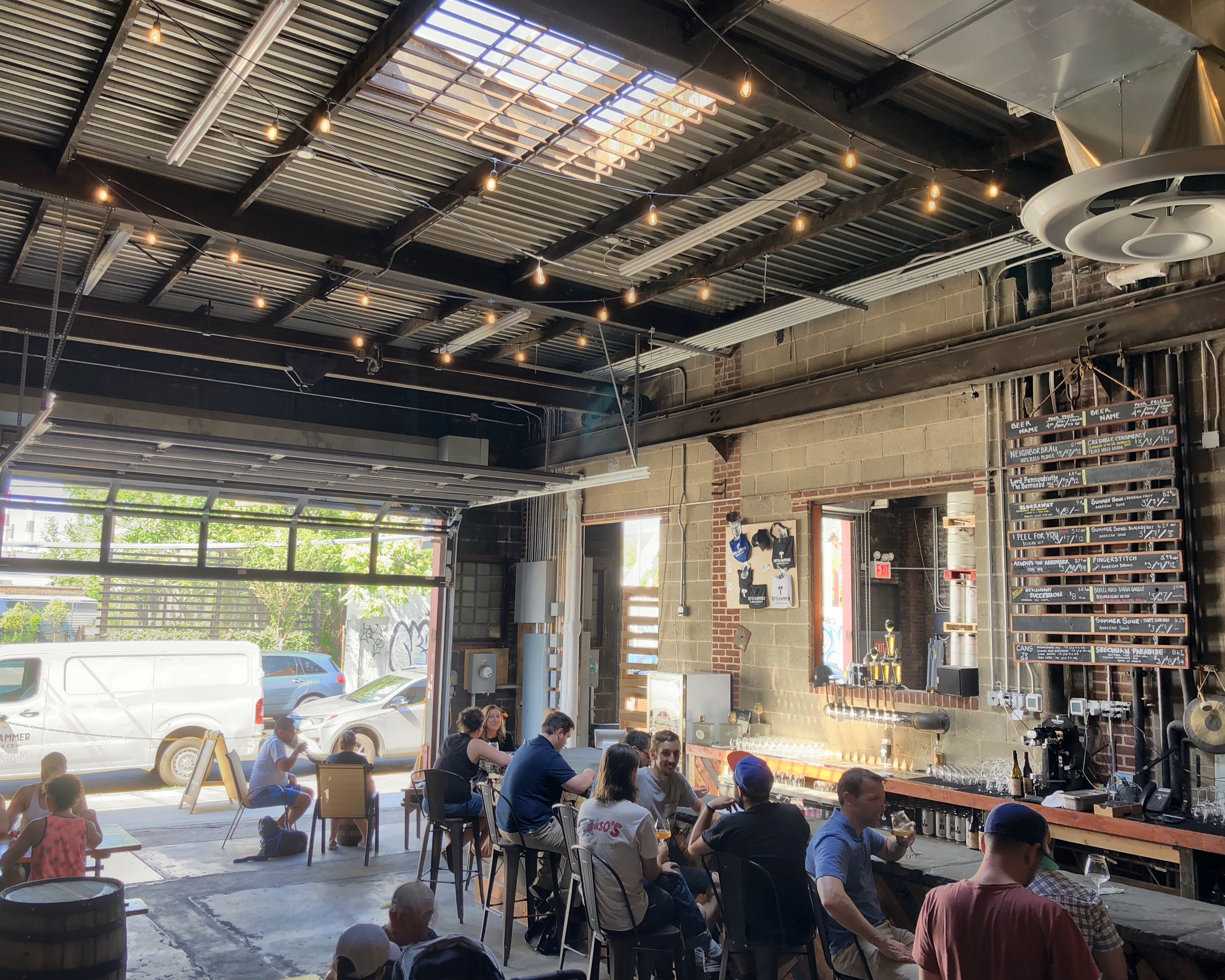 Alumni/ae Happy Hour at Fifth Hammer @ Fifth Hammer Brewing Company | New York | United States