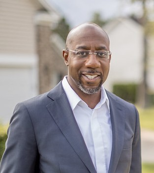 The Fight for Voting Rights with Sen. Raphael Warnock @ Online
