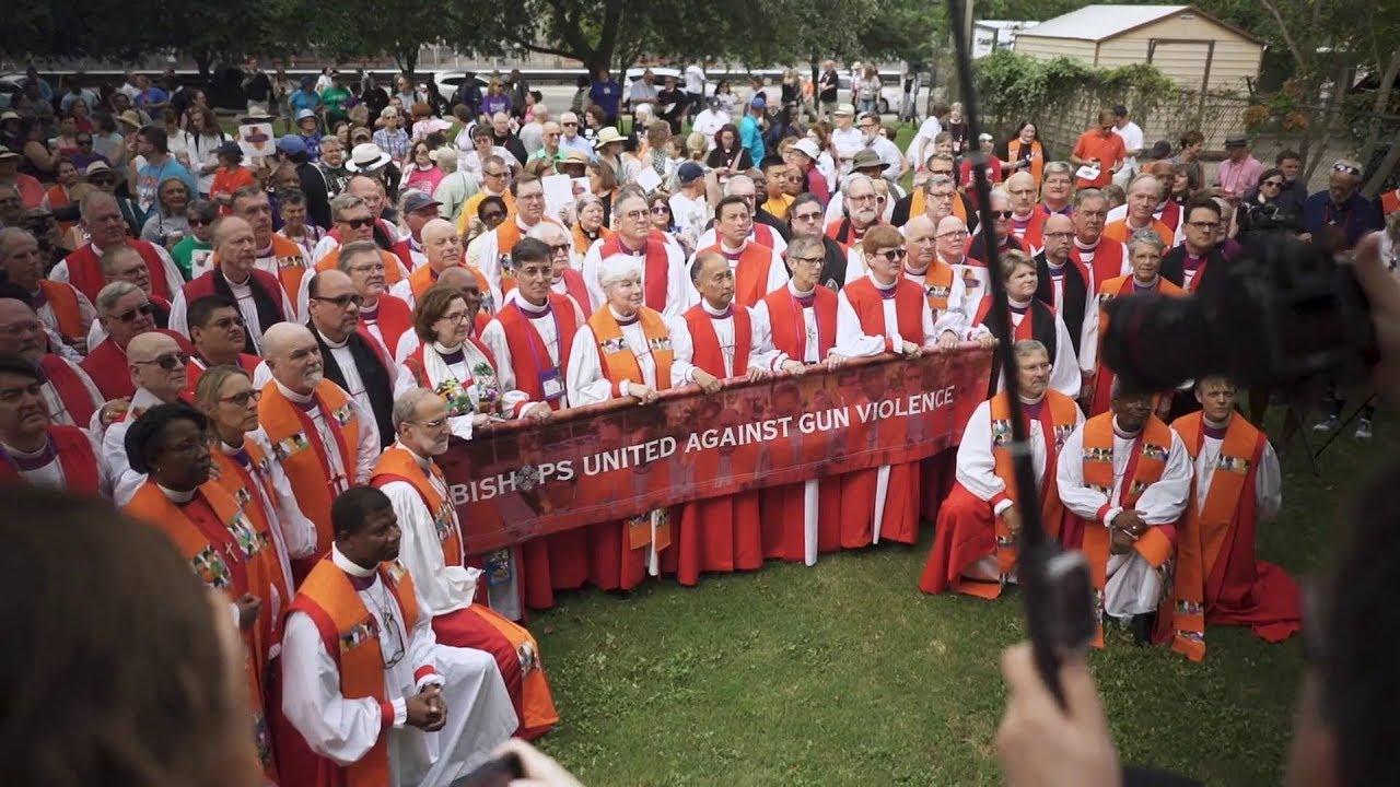 Interfaith Vigil Against Gun Violence @ Union Theological Seminary   New York   New York   United States