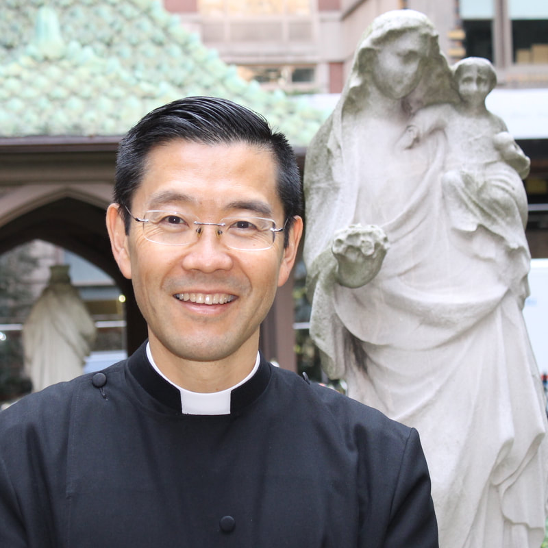 The Just Vote: Faith & Constitutional Law with The Rev. Patrick Cheng @ Facebook Live